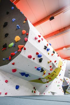 We supply all types of Climbing & Bouldering Walls. Top-Rope & Lead Climbing Walls, Interactive Climbing Walls as well as Staff Recruiting & Training