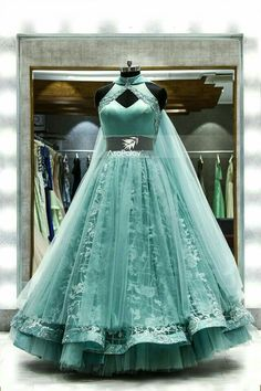 Book ur dress now.Book ur dress now Completely stitched Customised in all colours For booking ur dress plz dm or whatsapp at 9831775535 Indian Wedding Gowns, Indian Gowns Dresses, Indian Bridal Outfits, Indian Bridal Lehenga, Indian Designer Outfits, Wedding Dress, Lehenga Choli Designs, Designer Bridal Lehenga, Lehenga Gown