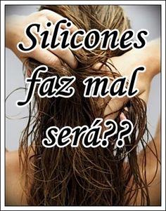 Divina Beleza: Os Silicones nos cabelos... Faz mal... Será?