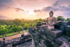 Yogyakarta 3-day suggested itinerary, to explore historical streets and ancient temples, as well as enjoy Yogyakarta's diverse food culture