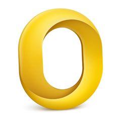 Outlook Icon. Microsoft Office 2011 Mac. by Alan van Roemburg, via Flickr