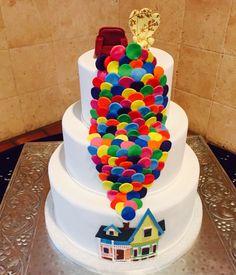 Disney movie UP themed wedding Richard & Janae at Bella Rose Estate Arizona's most breathtaking wedding venue   May 1st 2016
