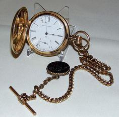 Vintage Elgin National Watch Company Pocket Watch