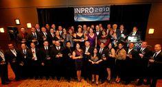 2010 InPro & NCAIED 40 under 40 award recepients
