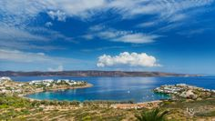 Panoramic view of the bay.  Lavrio  Hotel Art Photography by Tryfon Georgopoulos