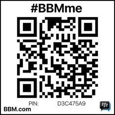 #BBMme PIN:D3C475A9 http://www.pin.bbm.com/D3C475A9