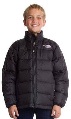 The North Face Aconcagua Jacket Tnf Black Kids