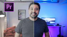 How I COLOR GRADE in Adobe Premiere PRO CC 2017!