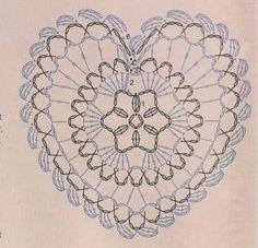 Crochet patterns - Patrones de ganchillo