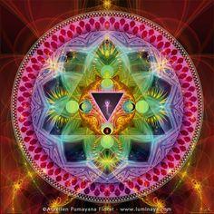 Mandalas - Page officielle de Visionary Artiste PUMAYANA
