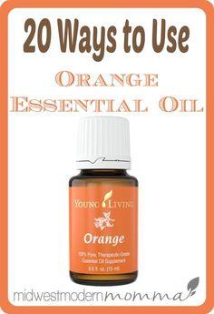 20 Orange Essential Oil Benefits (#15 orange oil for grape vines)