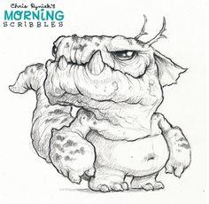 #Chris #Ryniak #Morningscribbles