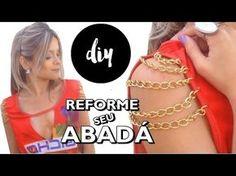 Customização de abada!!!!! - YouTube