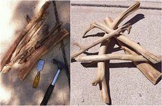 comment faire du bois flotté : astuces, fiche technique, tuto et photos inspirantes