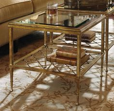 St. Tropez Sanremo Bunching Cocktail Table - contemporary - Coffee Tables - ivgStores