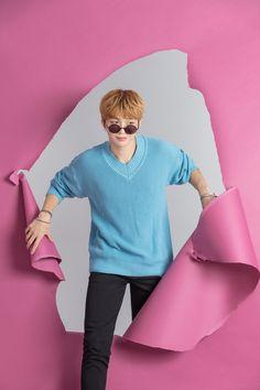 """Daniel for Kissing Heart"" Daniel K, When You Smile, Kim Jaehwan, Ha Sungwoon, 3 In One, My Prince, Korean Boy Bands, Korean Singer, Jinyoung"