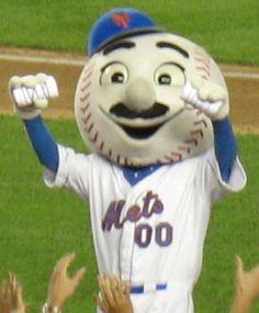 Mr Mets' Italian cousin Mario