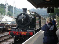 Paignton & Dartmouth Railway Went here on our honeymoon