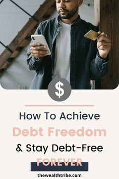 Ways To Save Money, Money Saving Tips, Managing Money, Money Tips, Paying Back Student Loans, Investing Money, Debt Payoff, Budgeting Tips, Debt Free