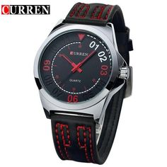 Men's Quartz Watch Casual CURREN Watch Men Wristwatch relogio masculino 8153 Quartz Watch