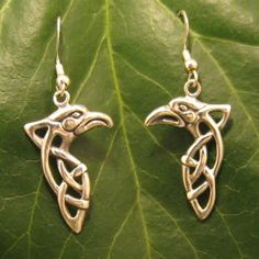 Celtic Raven Earrings...                                                                                                                                                      Mehr
