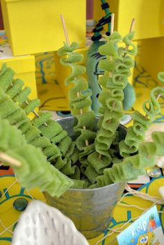 Green Kelp Sugar Ribbons
