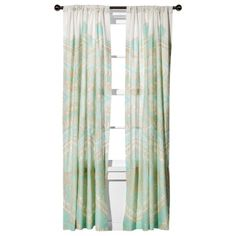 in love with these boho boutique curtains from target, but sold out online! arg!