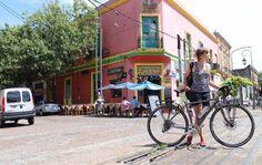 Sissi: tutto il Sudamerica in bicicletta da sola per incontrare i popoli