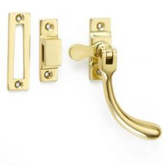 Croft 1792 Bulb End Casement Fastener - A high quality, High quality window Casement Fastener available in brass, nickel, bronze and many finishes. Unsurpassable British quality, hand forged in a foundry in the West Midlands.