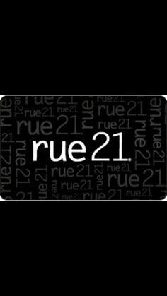 Rue 21 gift card