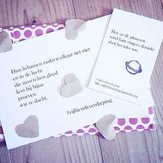 Gisteren post ontvangen van de lieve @sielvhm Bedankt! #lievekleinedingen #vijftiendeverdieping #post #poezie by sabrinaioanxo