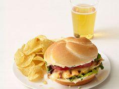 Ranch Chicken Sandwiches recipe from Food Network Kitchen via Food Network