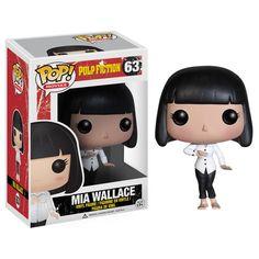 Pop Pulp Fiction - Mia Wallace - Bonecos Colecionáveis e Brinquedos é na ITtoys
