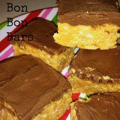 Sugar for Breakfast: Bon Bon Bars