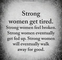 Takes a true gentleman to love a strong woman!