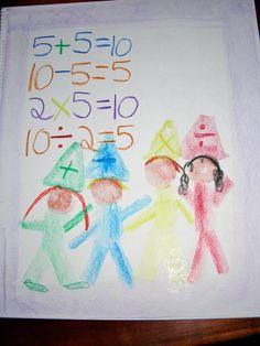 Waldorf Education Musings: Math