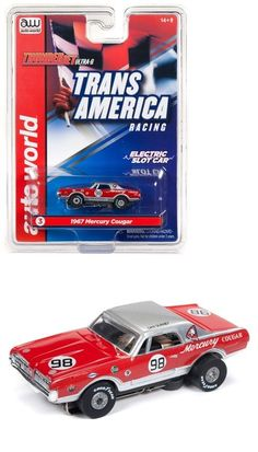 AW,JL AUTO WORLD ~ /'69 AMC AMX Body ~ Add Your Chassis ~Fits Aurora