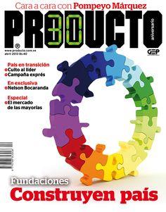 Edición de abril, dedicada a la labor de las fundaciones en Venezuela