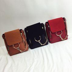 VANYAR Bucket Shoulder Bag | YESSTYLE Chloe Faye Backpack Dupe