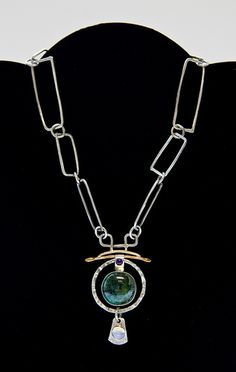 Necklace with Reticulated Chain | Flickr - Photo Sharing!