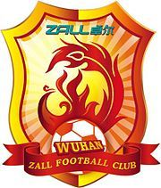 2009, Wuhan Zall F.C. (Wuhan, China) #WuhanZall #Wuhan #China (L9982)