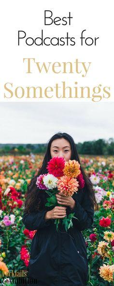Best Motivational Podcasts for Twentysomethings