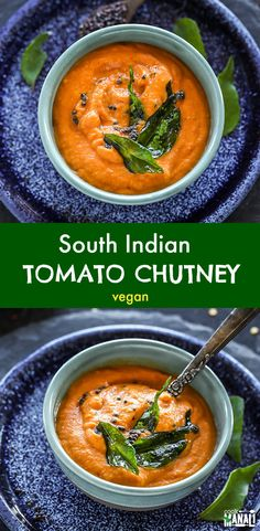 South Indian style Tomato Chutney is the perfect accompaniment to idli dosa vadas It s easy to make with basic kitchen ingredients chutney vegan indian Indian Food Recipes, Vegetarian Recipes, Cooking Recipes, Ethnic Recipes, Vegan Meals, Vegan Food, Food Food, Vegan Vegetarian, Healthy Recipes