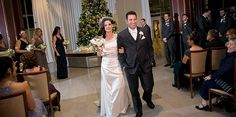 Winter Wedding at Marquee Events featuring the G. Fox Ballroom, Hartford, CT
