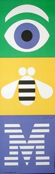Paul Rand / Eye-B-M Banner