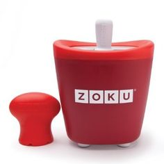 24 delicious homemade Zoku popsicle recipes to snack on all summer long. My family loves our Zoku Quick Pop Maker and we use it almost every single day. We have. Freeze Ice, Freeze Pops, Pantone, Instant Ice, Pop Maker, Popsicle Recipes, Ice Pops, Frozen Treats, Popsicles