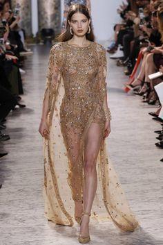 Elie Saab, 2017 İlkbahar/Yaz Couture