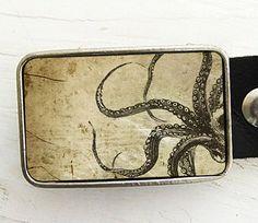 Octopus Buckle