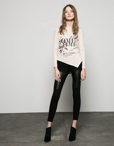 T- Shirts - NEW COLLECTION - WOMAN - Bershka United Kingdom