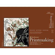Strathmore 400 Printmaking Sheet 22X30 Strathmore
